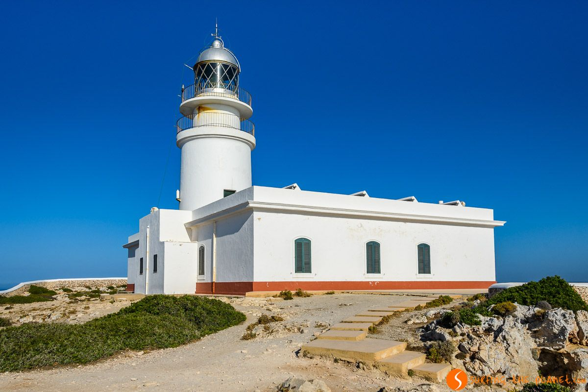 Faro del Cap de Cavalleria, Menorca, España | Faros de Menorca