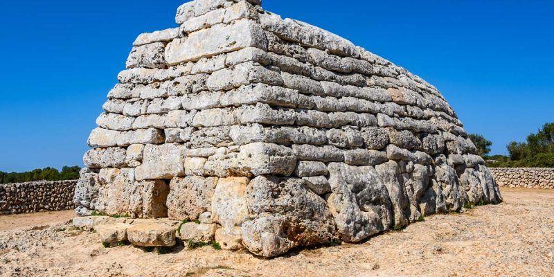 Naveta des Tudons, Menorca, España