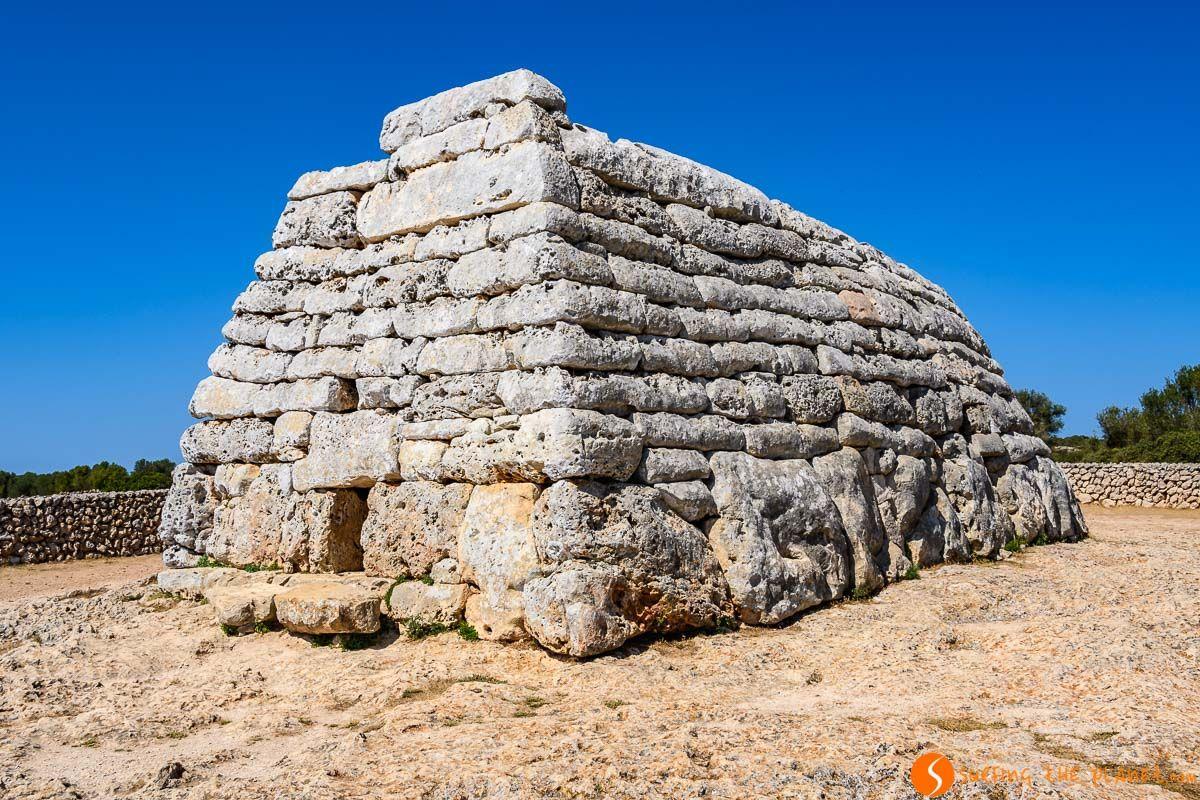 Naveta des Tudons, Menorca, España | Qué ver y hacer en Menorca