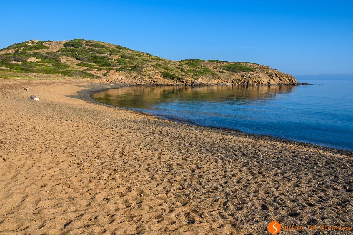 Playa Binmel.là, Menorca, España | Las playas más bonitas de Menorca