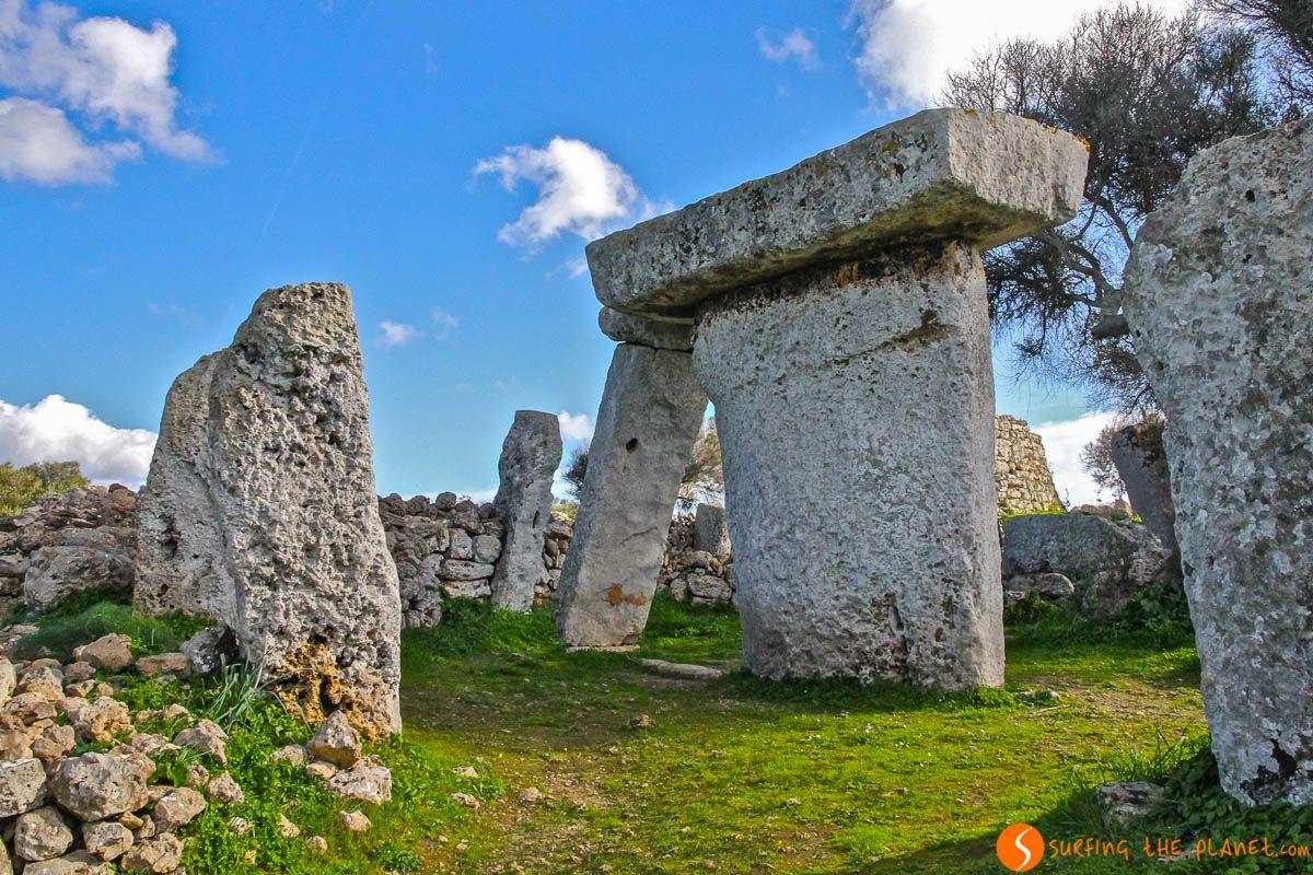 Poblado de Talatí de Dalt, Menorca, España | Ruta prehistórica de Menorca