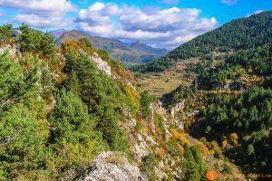 La Serra del Catllaràs, El Berguedà, Cataluña, España