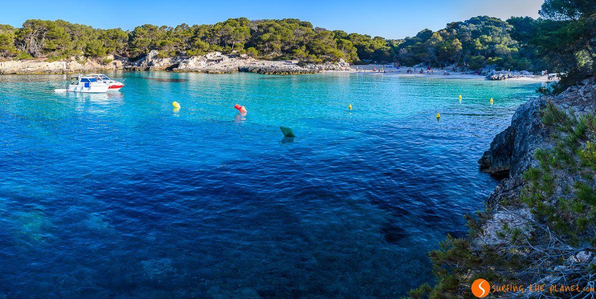Cala Turqueta, Menorca, España | Las mejores playas y calas de Menorca