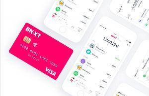 Sacar dinero en el en tu viaje a tu extranjero sin comisiones con la tarjeta Bnext
