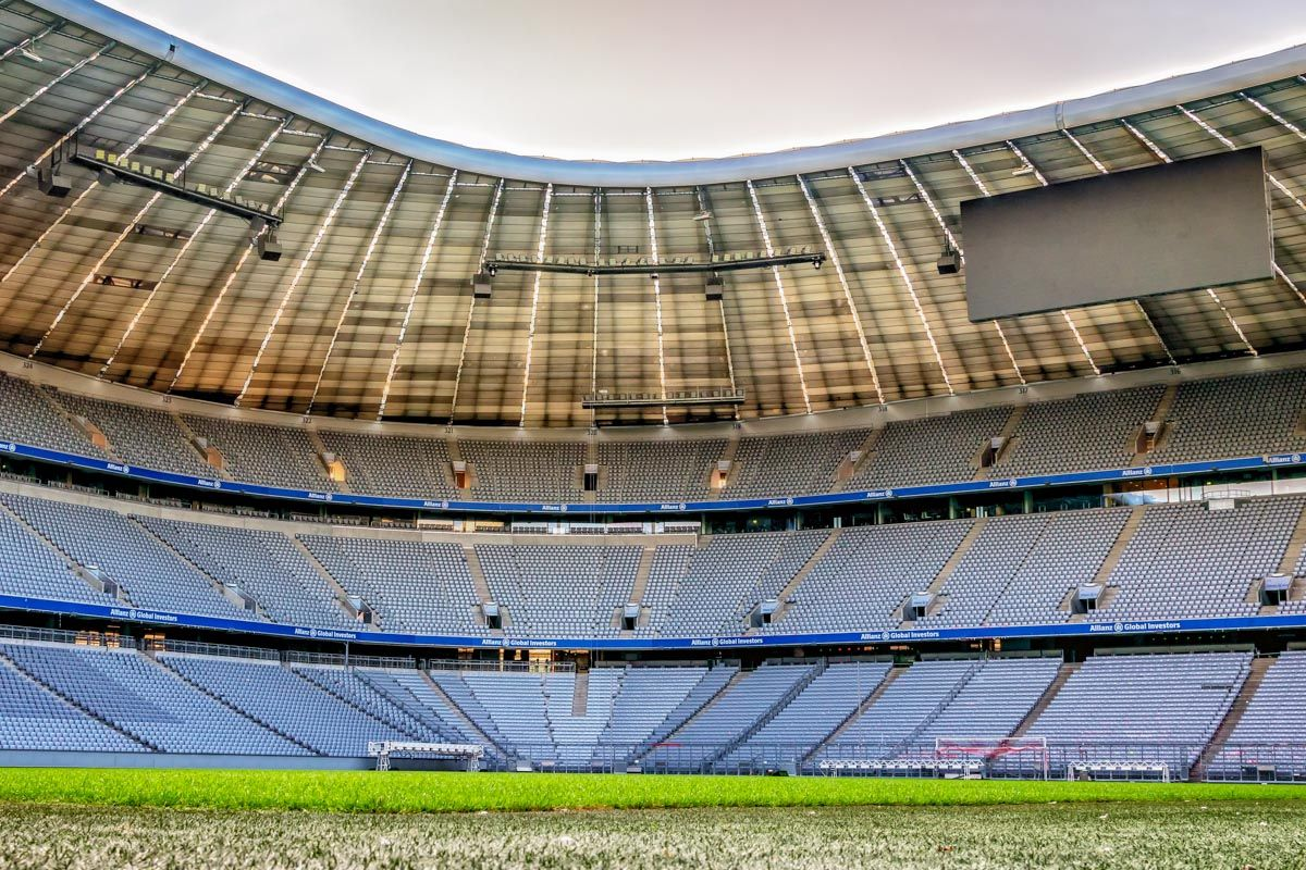 Allianz Arena, Múnich, Alemania | Qué visitar en Múnich en 2 días