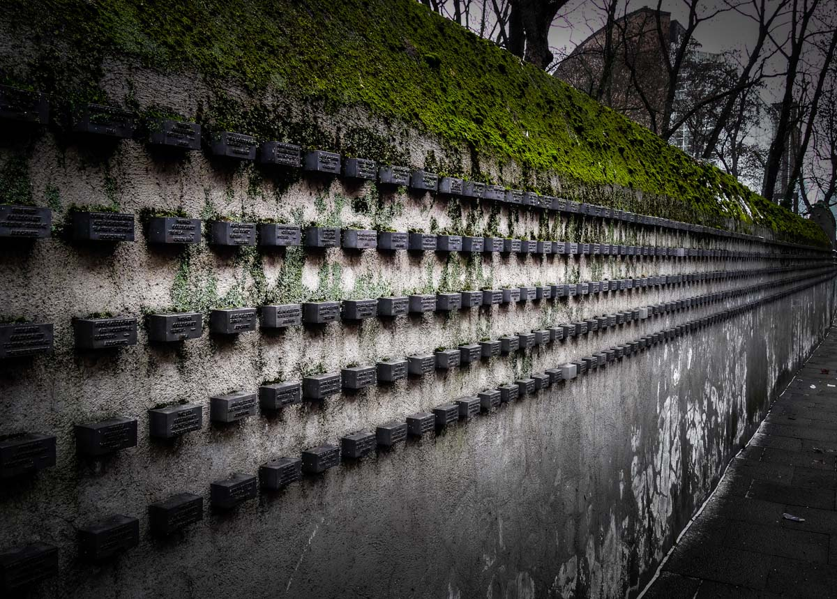 Antiguo Cementerio Judío, Frankfurt, Alemania