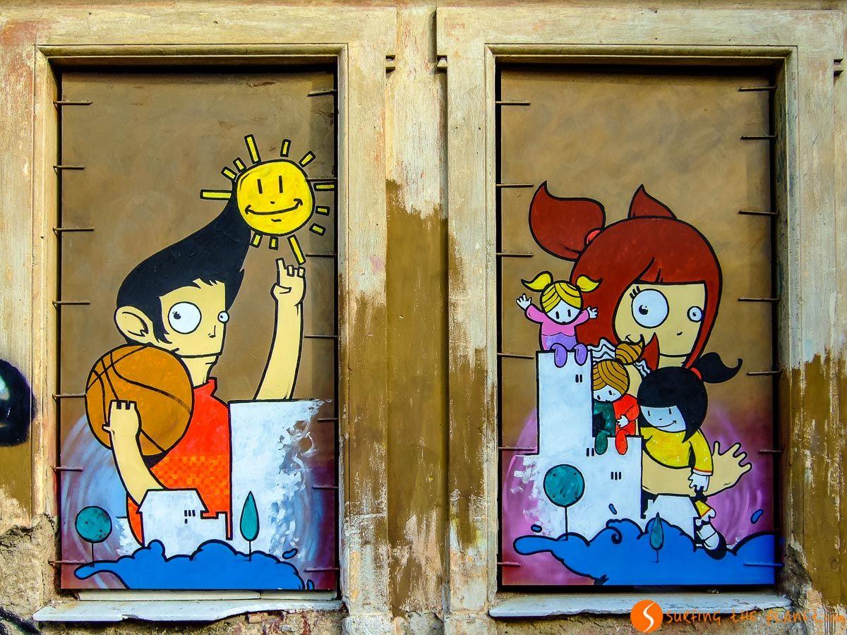 Arte urbano, Atenas, Grecia   Qué ver y hacer en Atenas en 3 días
