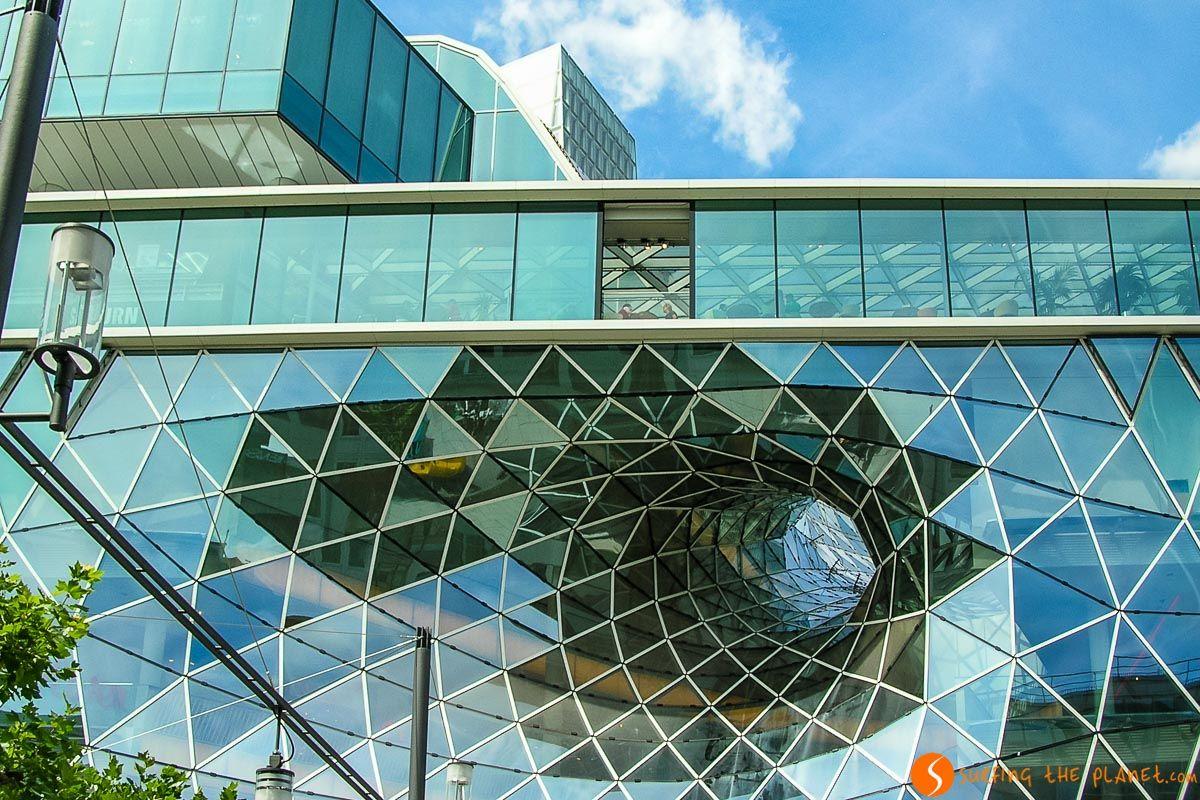 Centro Comercial MyZeil, Frankfurt, Alemania