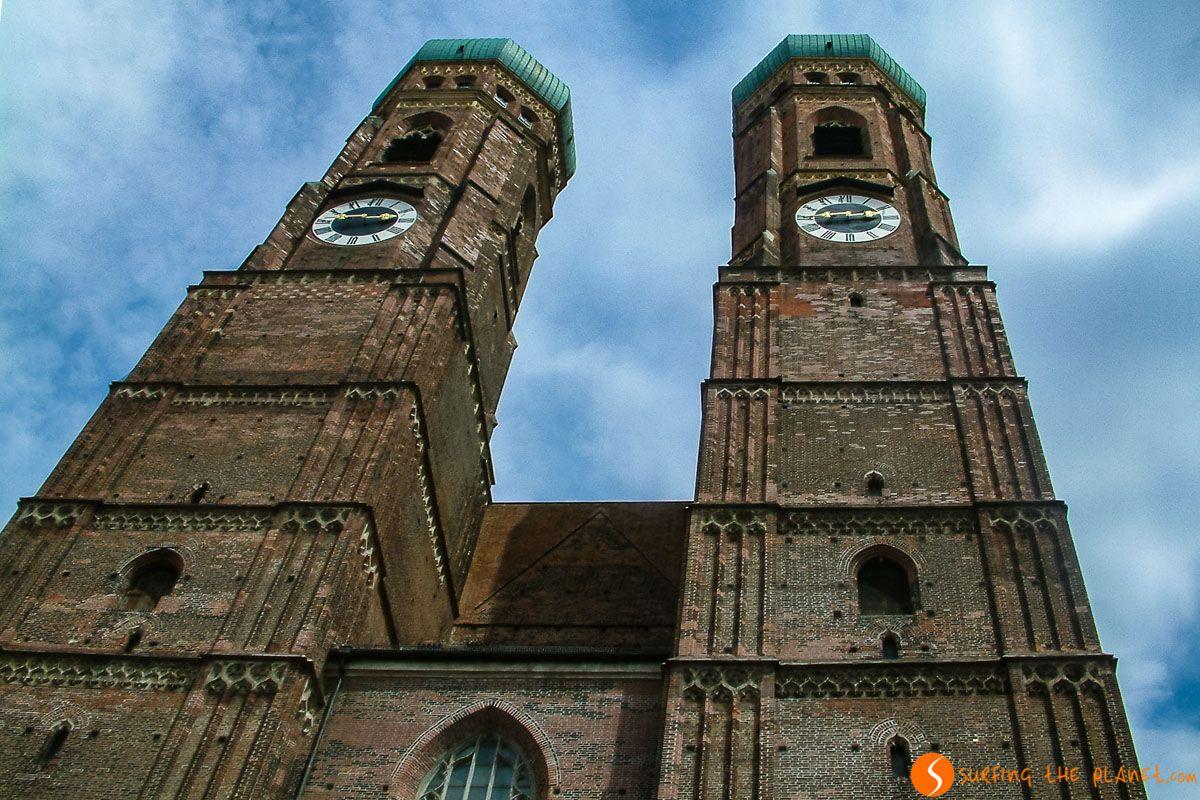 Catedral, Múnich, Alemania