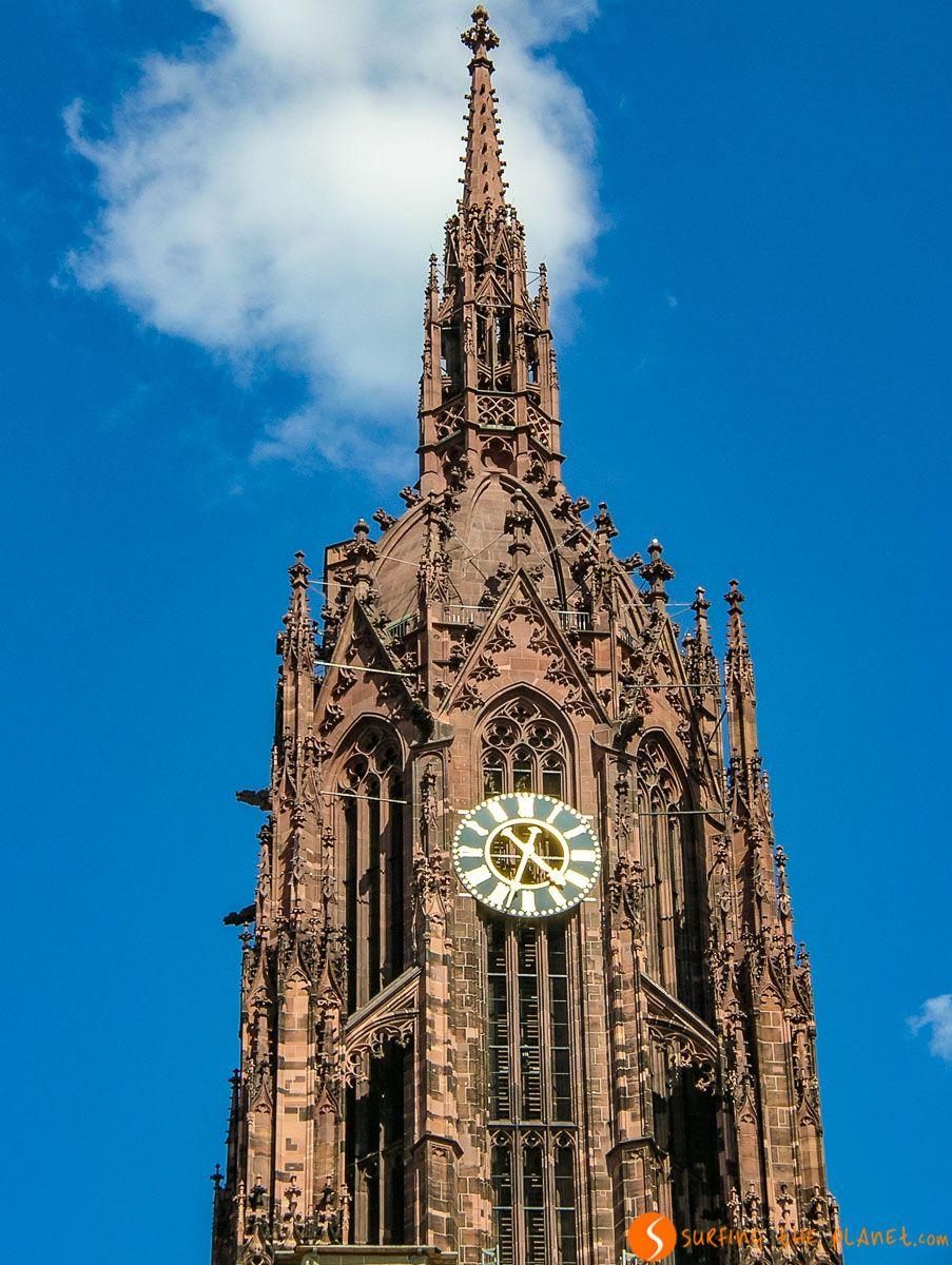 Colegiata San Bartolomé, Frankfurt, Alemania