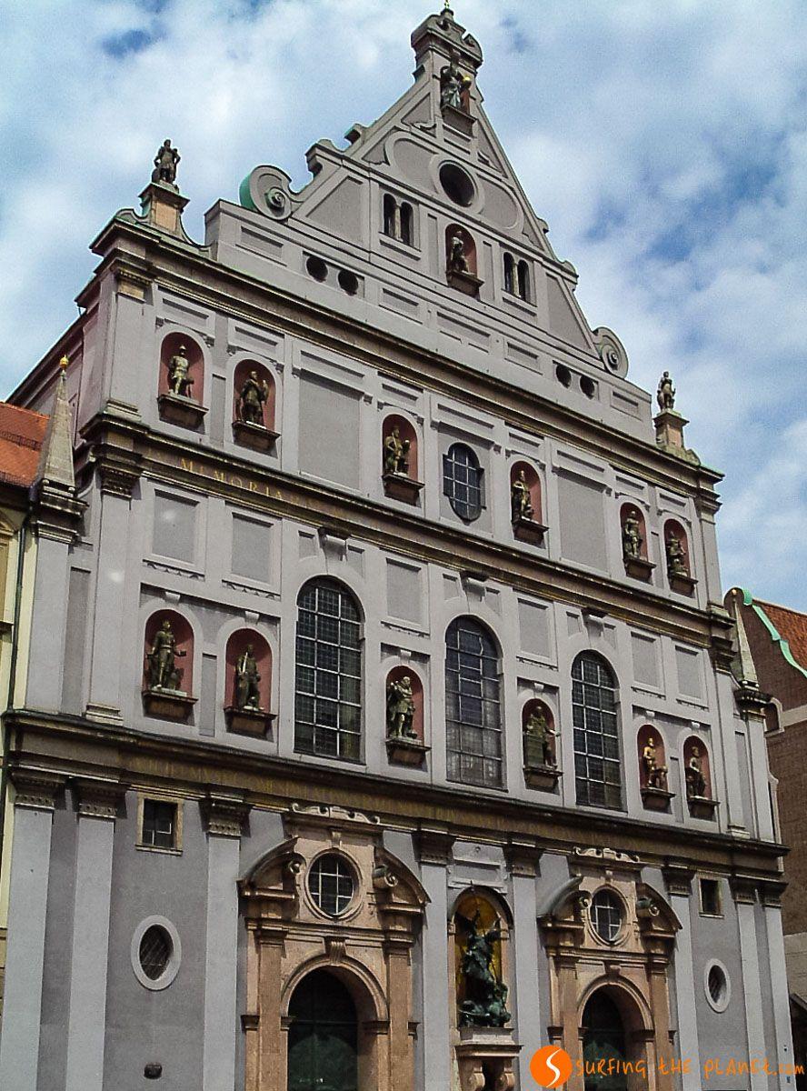 Iglesia San Miguel, Múnich, Alemania | Qué visitar en Múnich