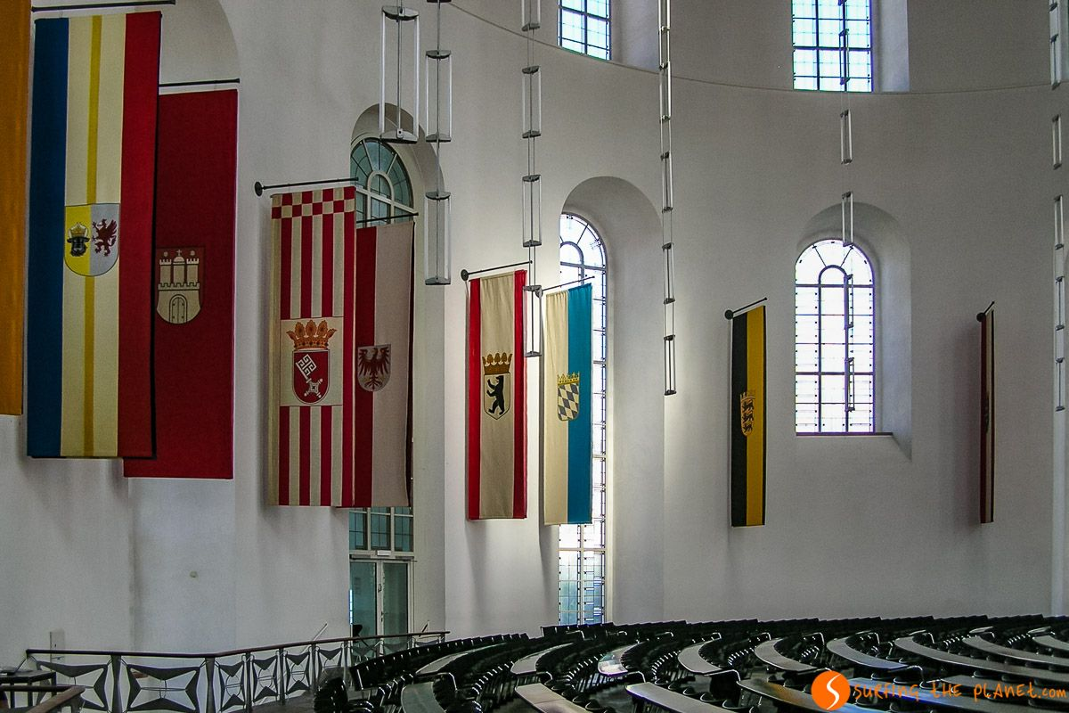 Iglesia San Pablo, Frankfurt, Alemania