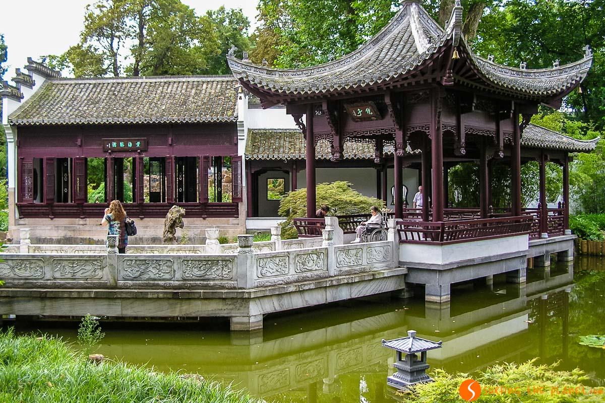 Jardín Chino, Frankfurt, Alemania | Qué ver y hacer en Frankfurt