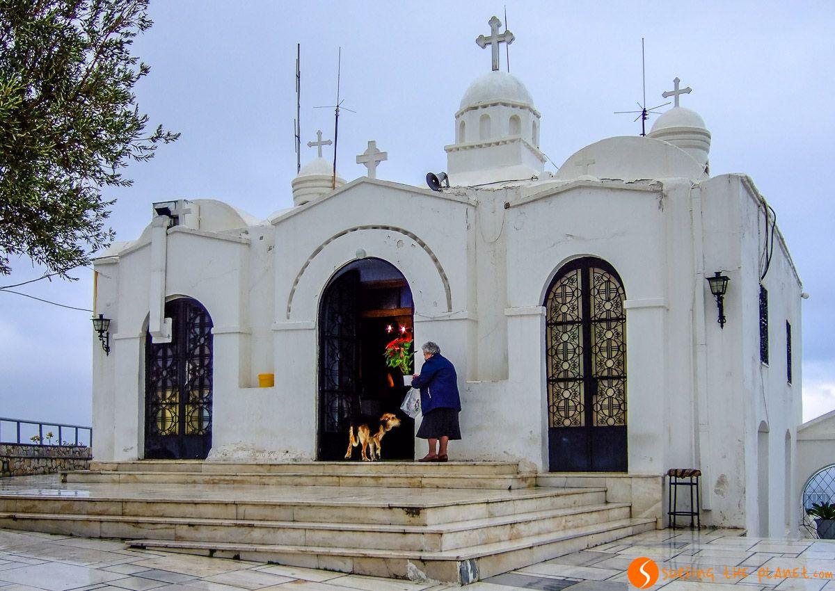 Capilla San Salvador en Monte Licabeto, Atenas, Grecia   Qué ver en Atenas en 2 días