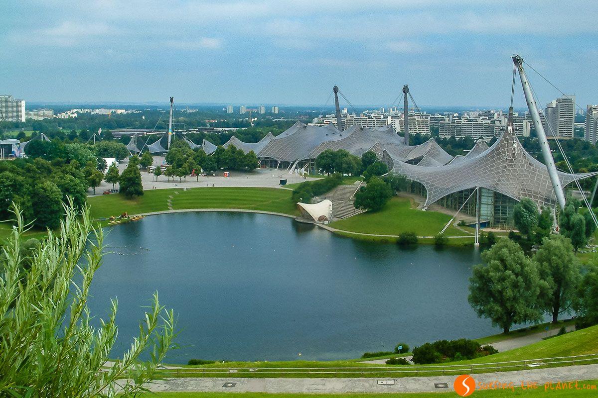 Olympiapark, Múnich, Alemania | Qué ver y hacer en Múnich