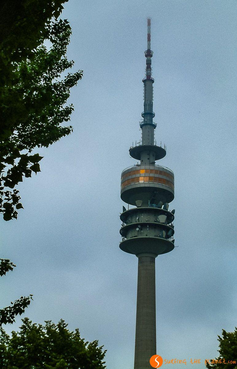 Olympiaturm, Múnich, Alemania