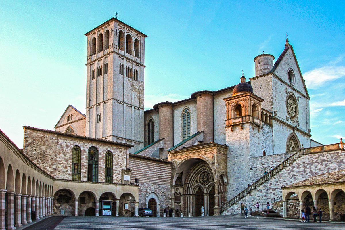Asís, Umbria, Italia