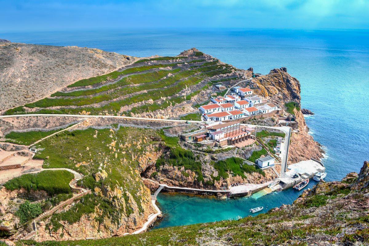 Vistas de Berlenga Grande, Portugal |Las 10 mejores excursiones desde Lisboa