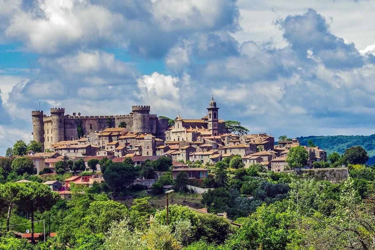 Vista de Bracciano, Italia | Las mejores excursiones desde Roma