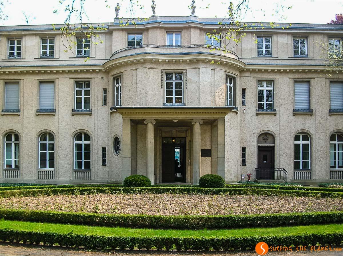 Casa de Conferencia cerca de Berlín, Alemania