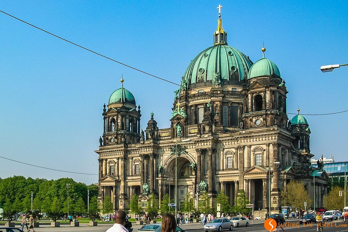 Catedral de Berlín, Alemania | Qué hacer en Berlín