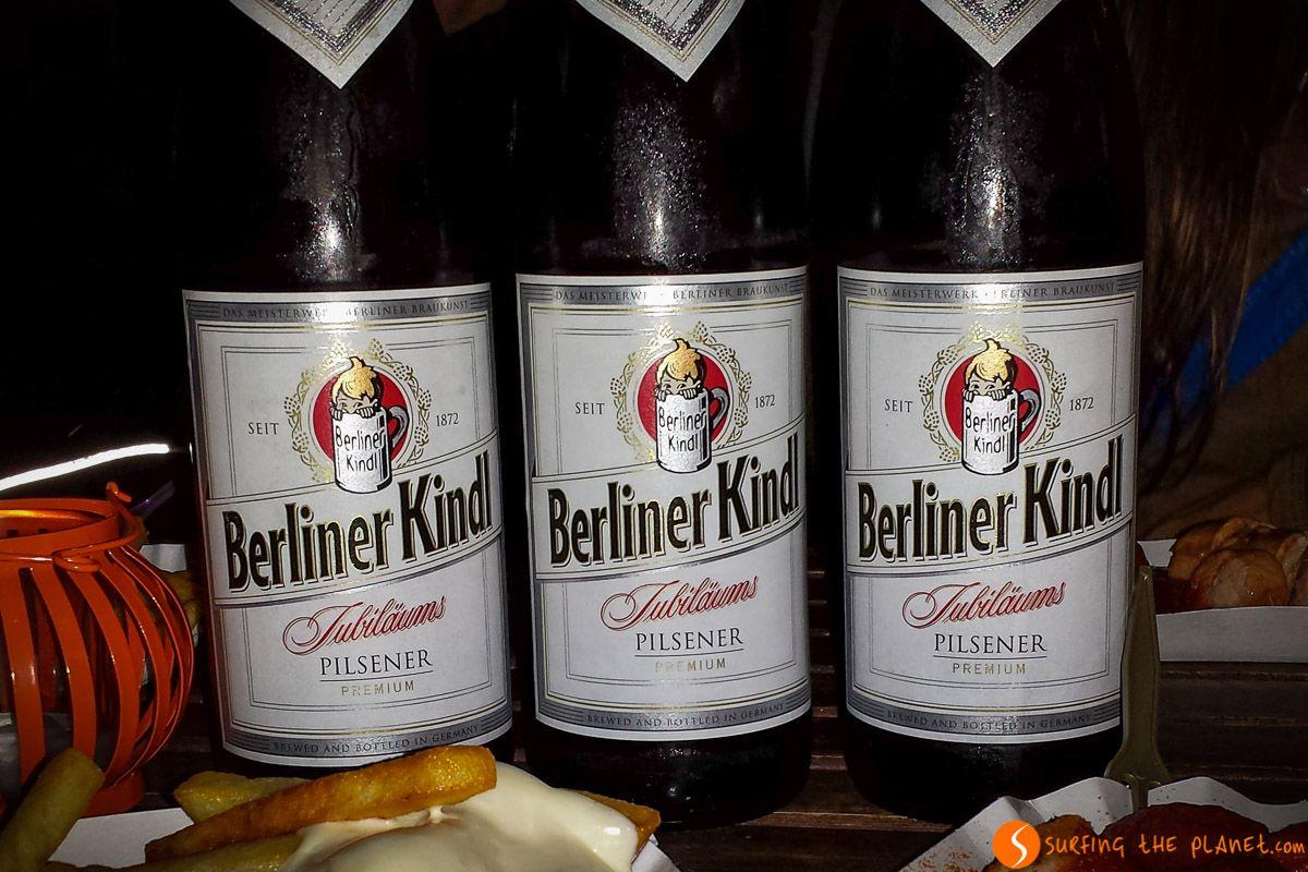 Cerveza local, Berlín, Alemania | 40 cosas que ver y hacer en Berlín en 3 ó 4 días