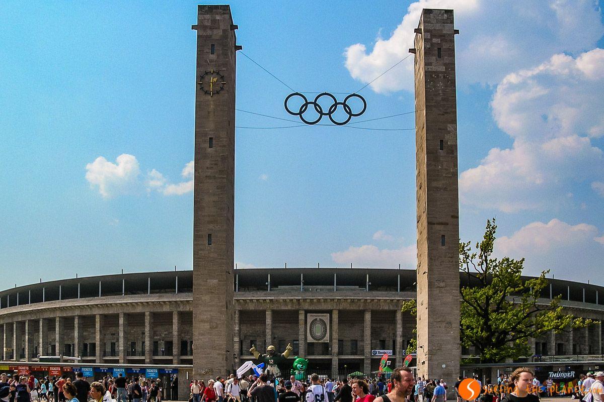 Estadio Olímpico, Berlín, Alemania | Qué ver y hacer en Berlín en 3 ó 4 días