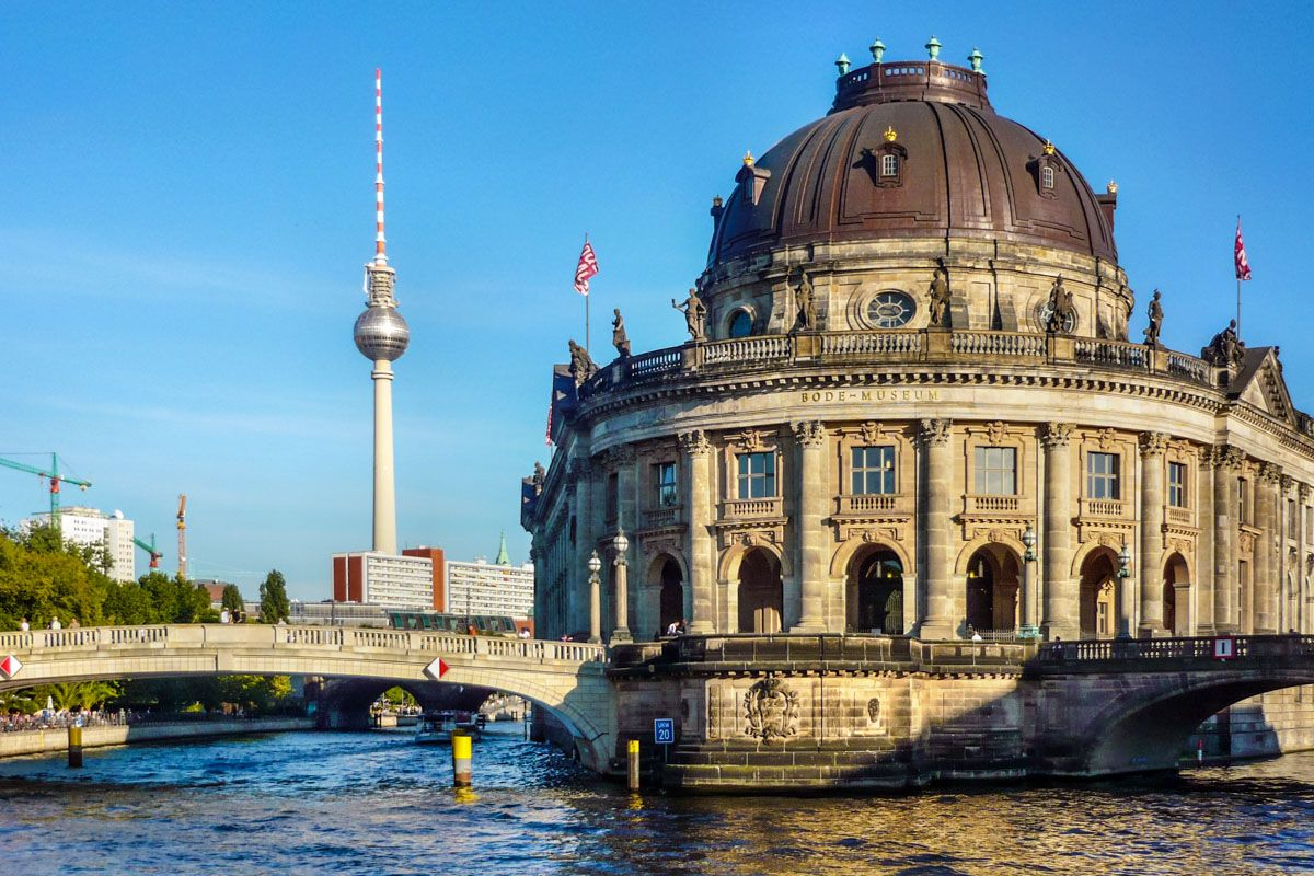 Isla de Museos, Berlín, Alemania