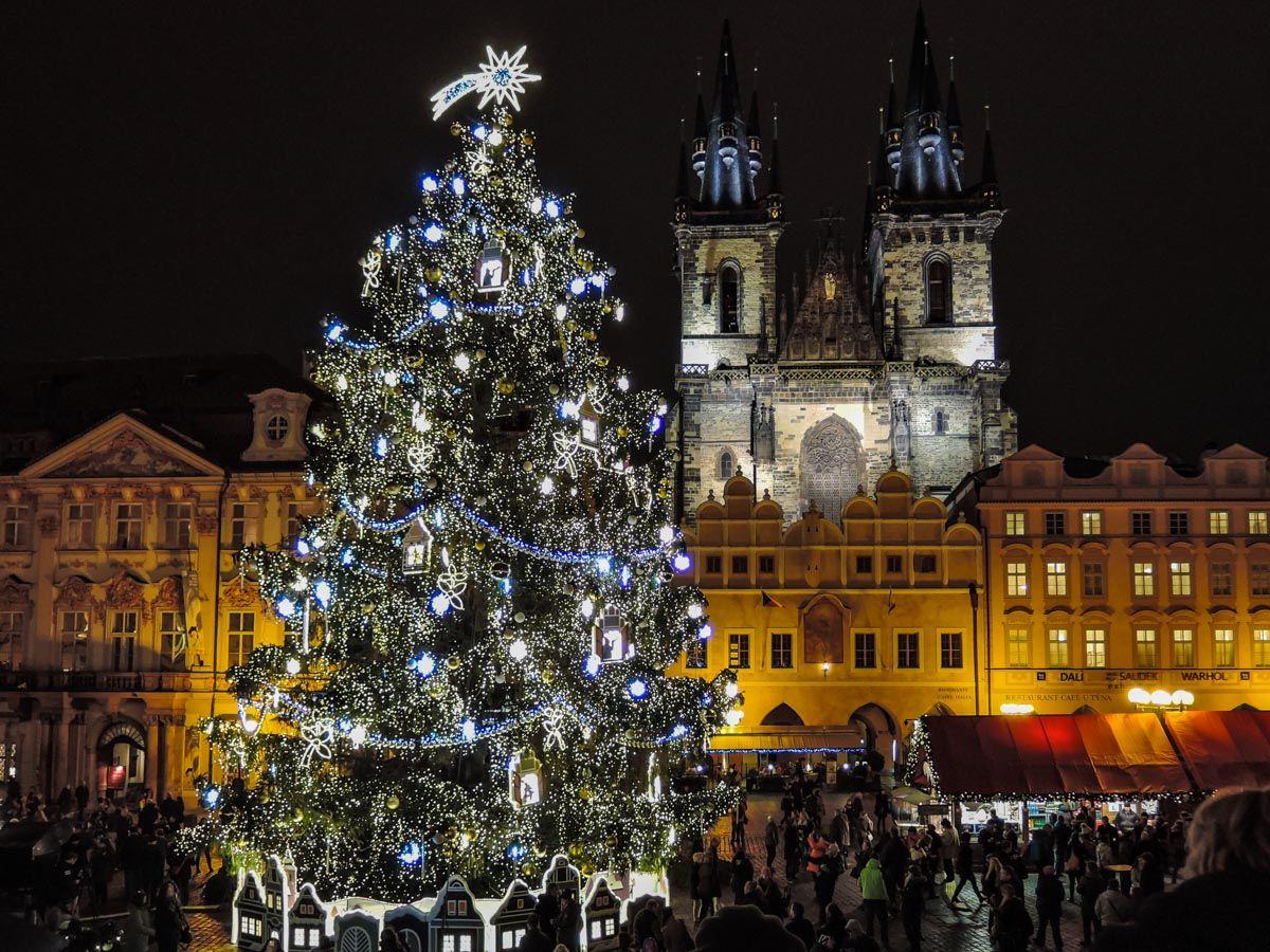 Mercado de Navidad, Praga, República Checa
