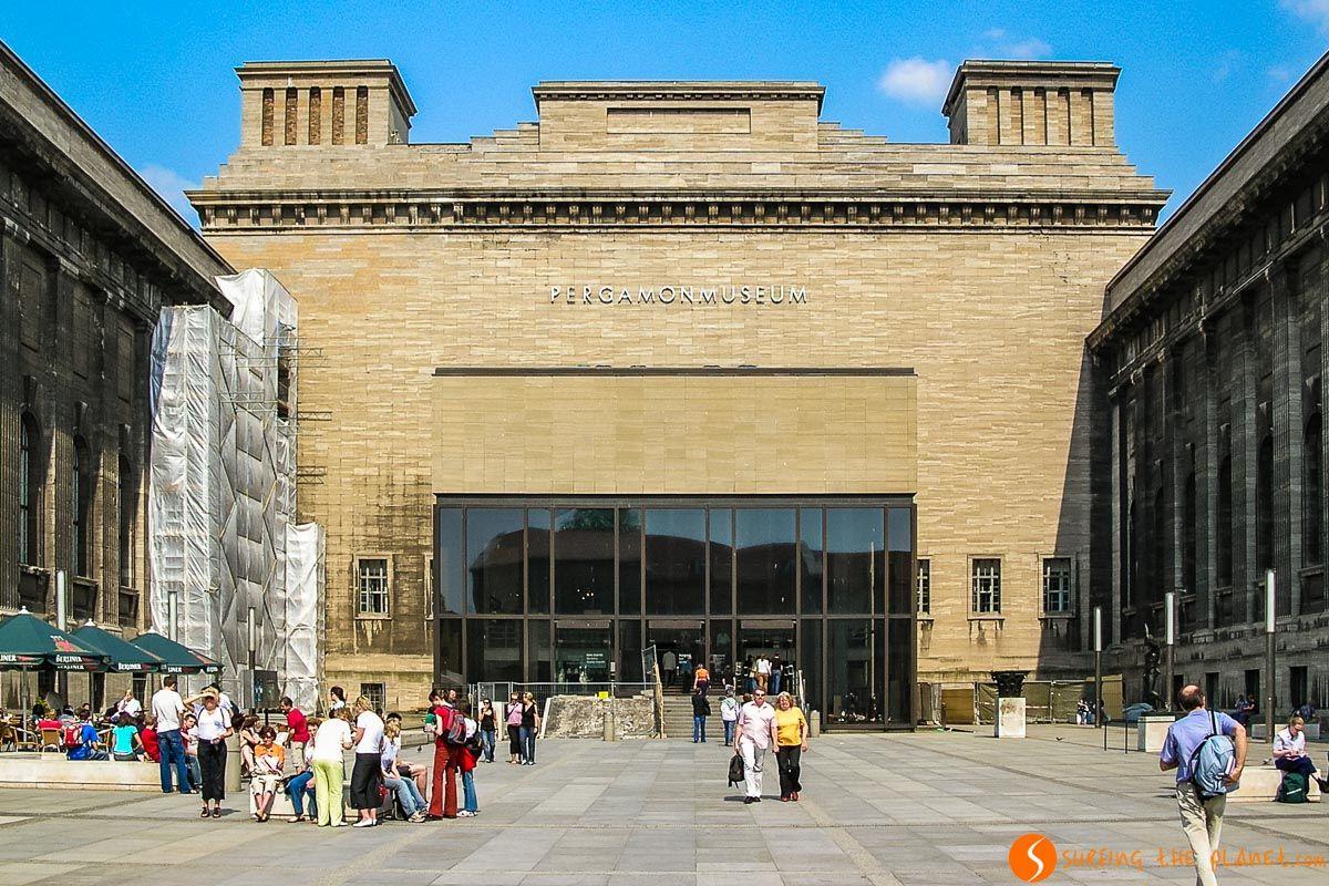 Museo Pergamon, Berlín, Alemania | Qué ver y hacer en Berlín