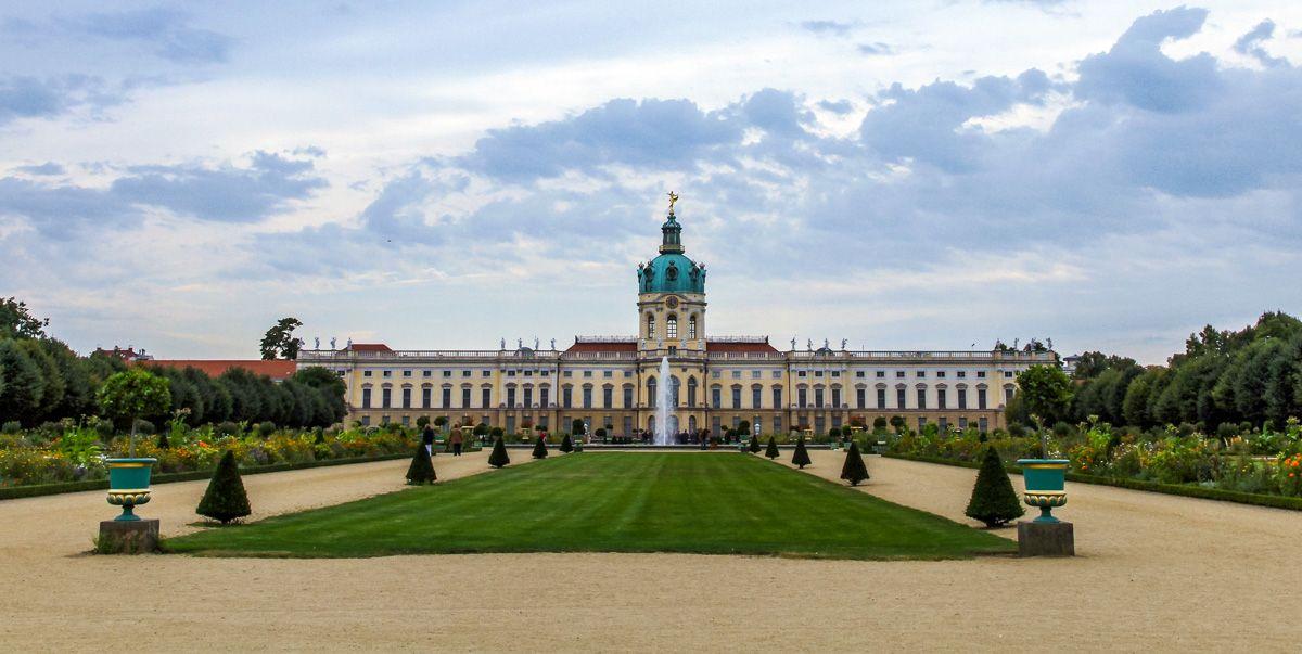 Palacio de Charlottenburg, Berlín, Alemania