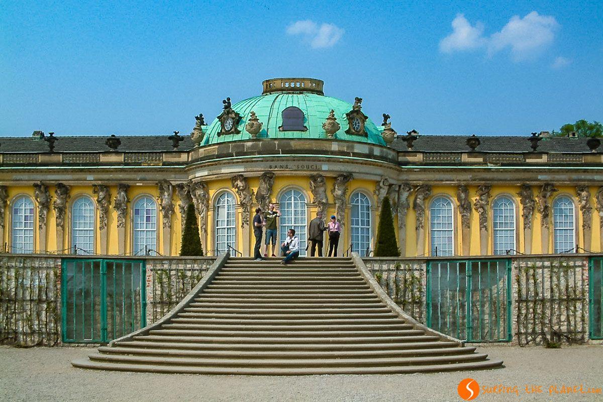 Palacio Sansoucci en Potsdam cerca de Berlín, Alemania | Las 10 mejores excursiones desde Berlín