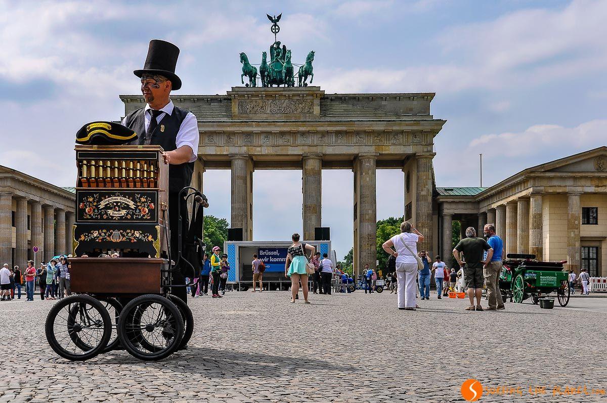Puerta de Brandeburg en Pariser Platz, Berlín, Alemania | Los mejores free tours de Europa en español