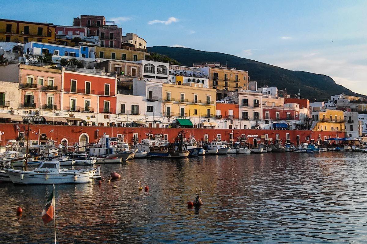 Isla de Ponza, Italia | Las mejores excursiones desde Roma