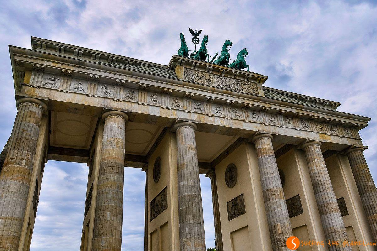 Puerta Brandeburgo, Berlín, Alemania | Qué ver y hacer en Berlín en 4 días
