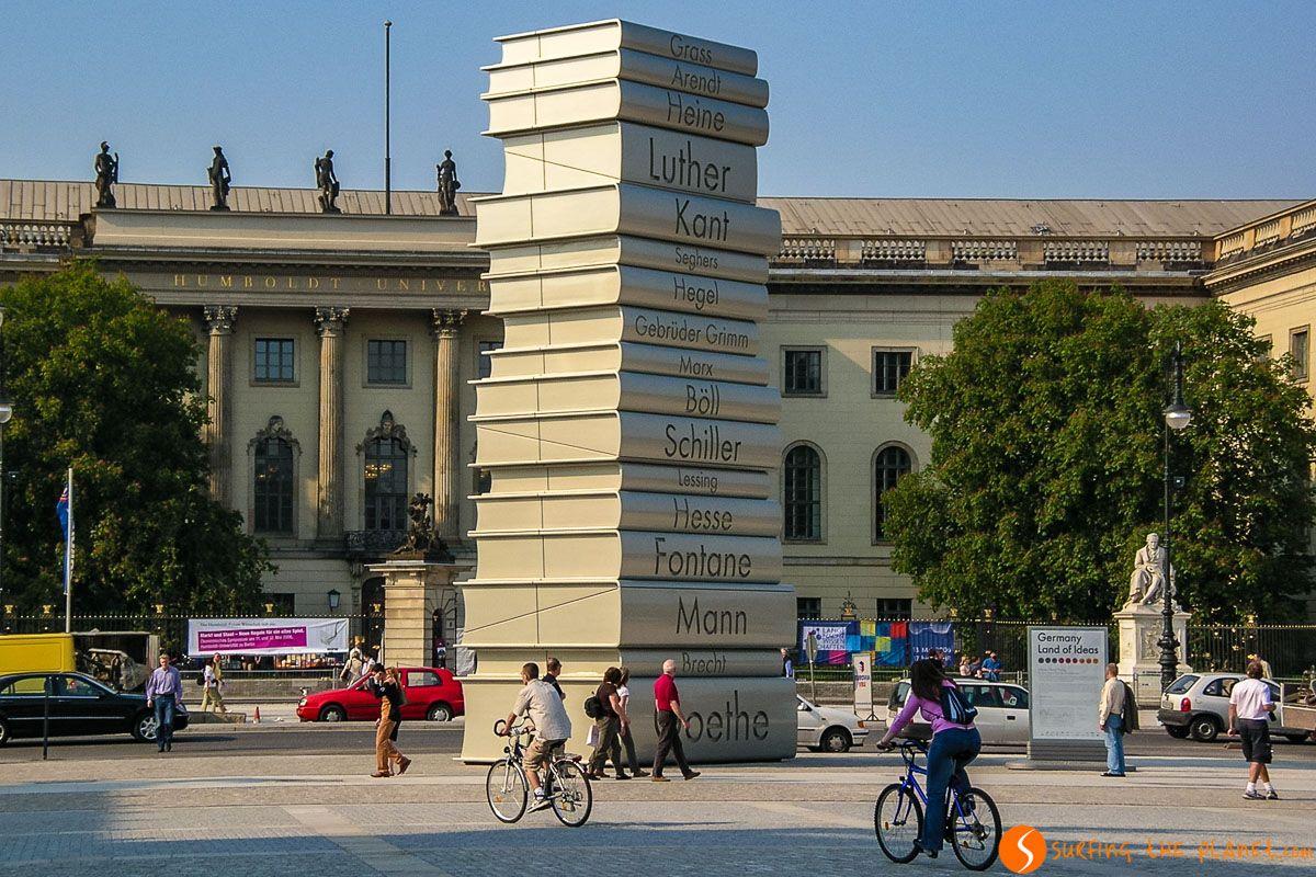 Universidad de Humboldt, Berlín, Alemania | Qué ver en Berlín
