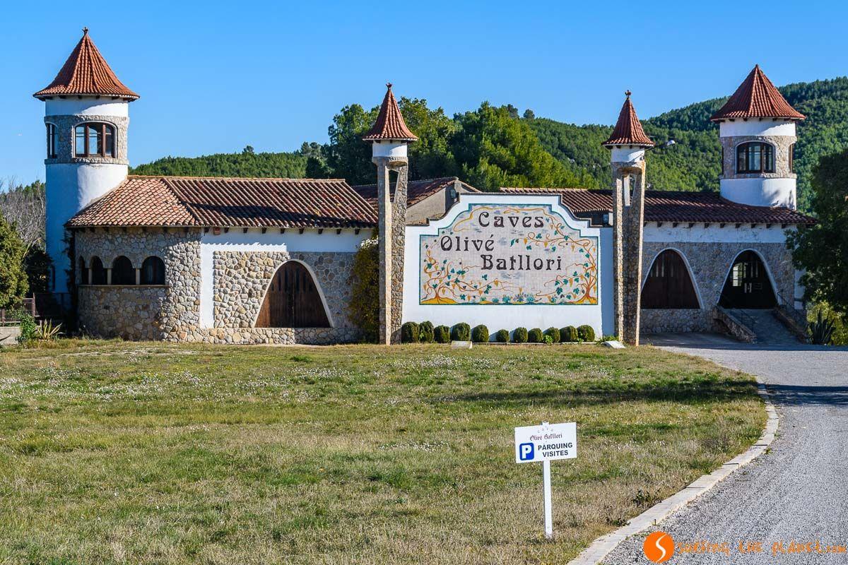 Bodega de cava, El Penedès, Cataluña, España |Qué ver y hacer en el Alto Penedès