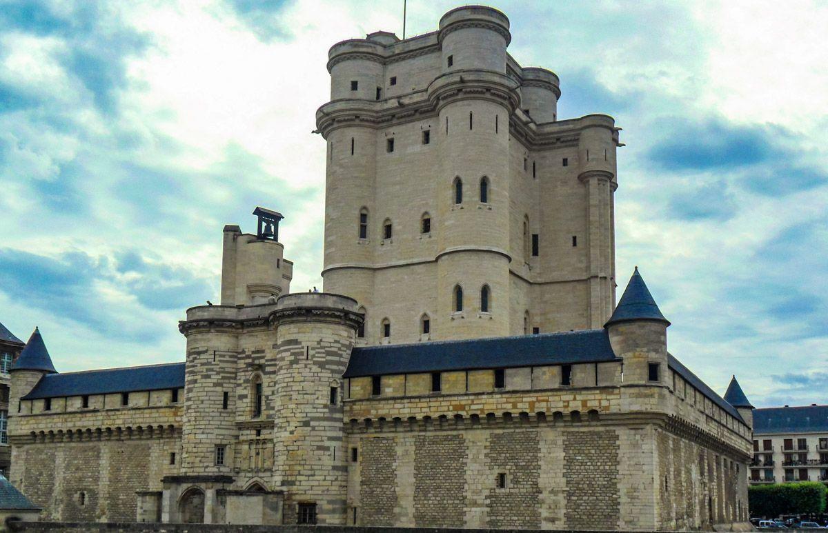 Castillo de Vincennes, París, Francia | Las mejores excursiones cerca de París
