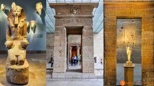 Colección Egipcia del Museo Metropolitano, Nueva York, Estados Unidos