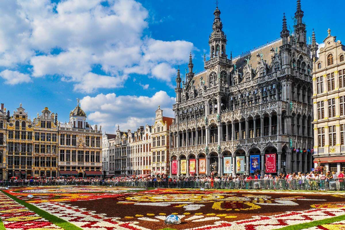 Grande Place, Bruselas, Bélgica