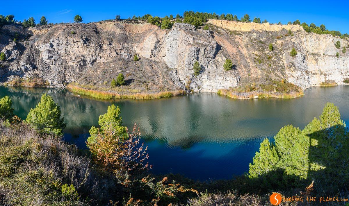 Lago profundo, Parc dels Talls, El Penedès, Cataluña, España | Qué hacer en el Penedès