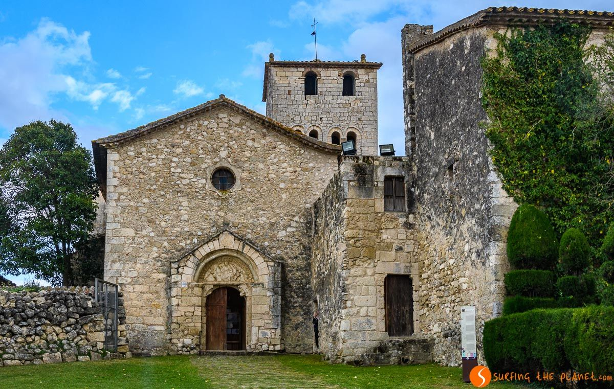 Monasterio de Sant Sebastià dels Gorgs, El Penedès, Cataluña, España | Ruta por el Penedès