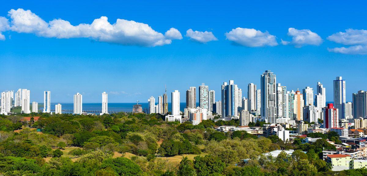 Rascacielos, Ciudad de Panamá, Panamá |Free tours en América Central