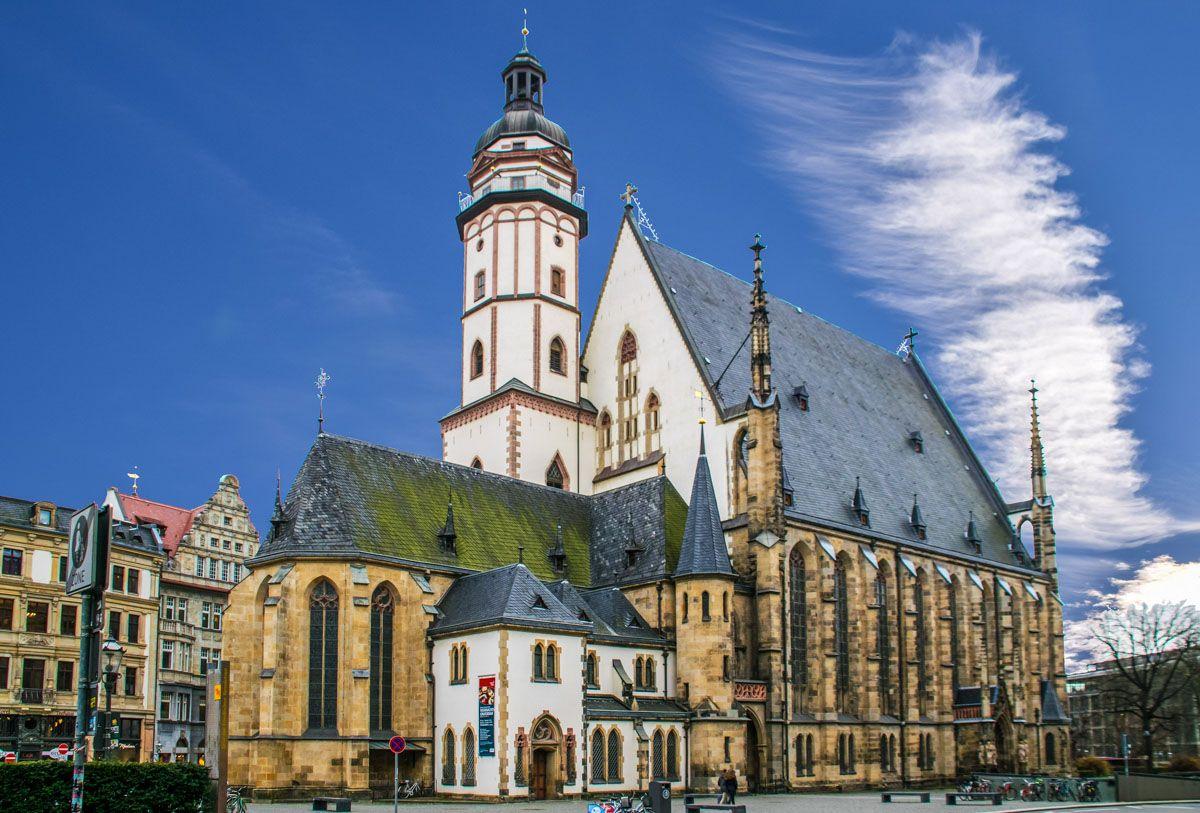 Catedral, Leipzig, Alemania | 10 excursiones desde Berlín