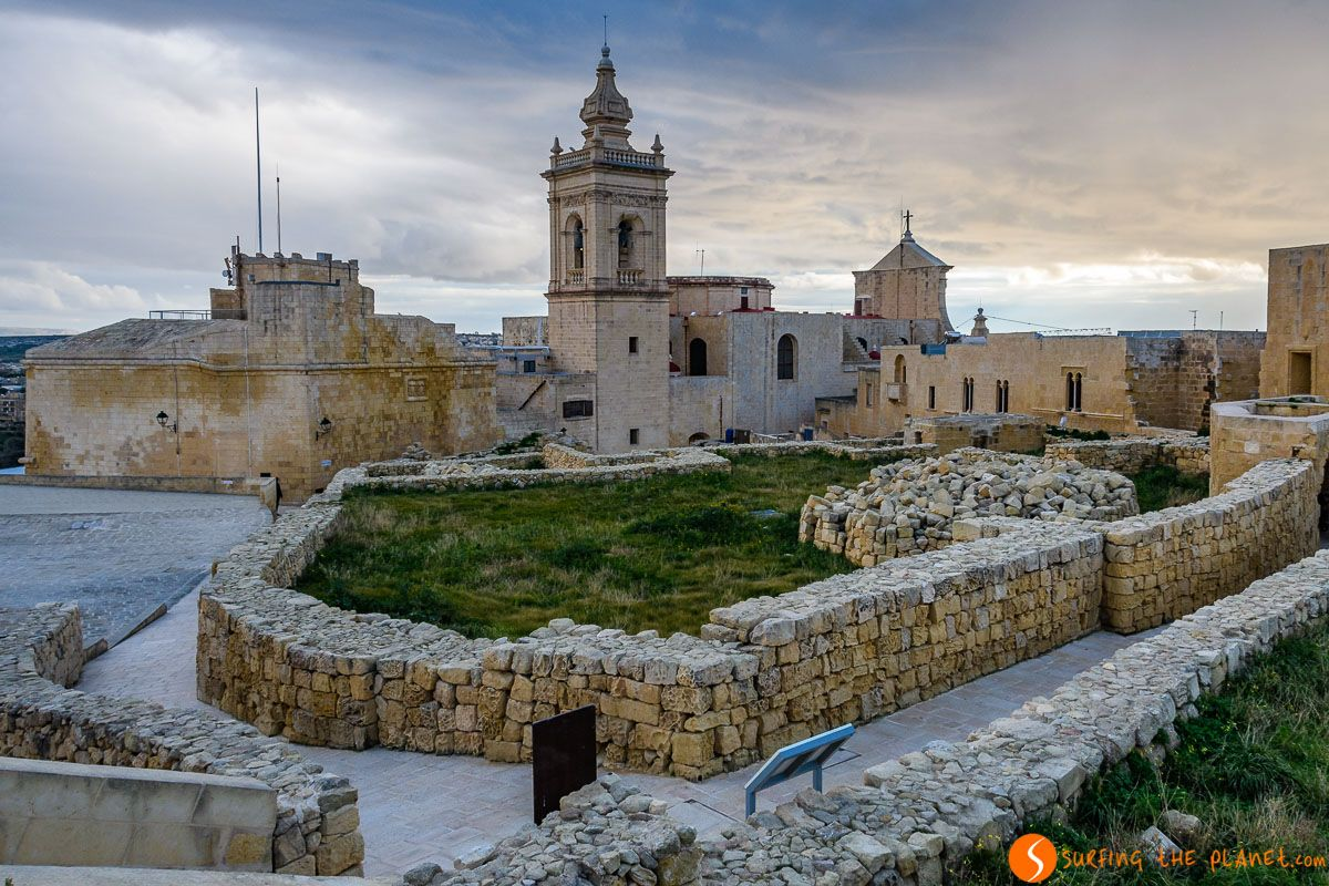 Ciudadela, Victoria, Gozo, Malta