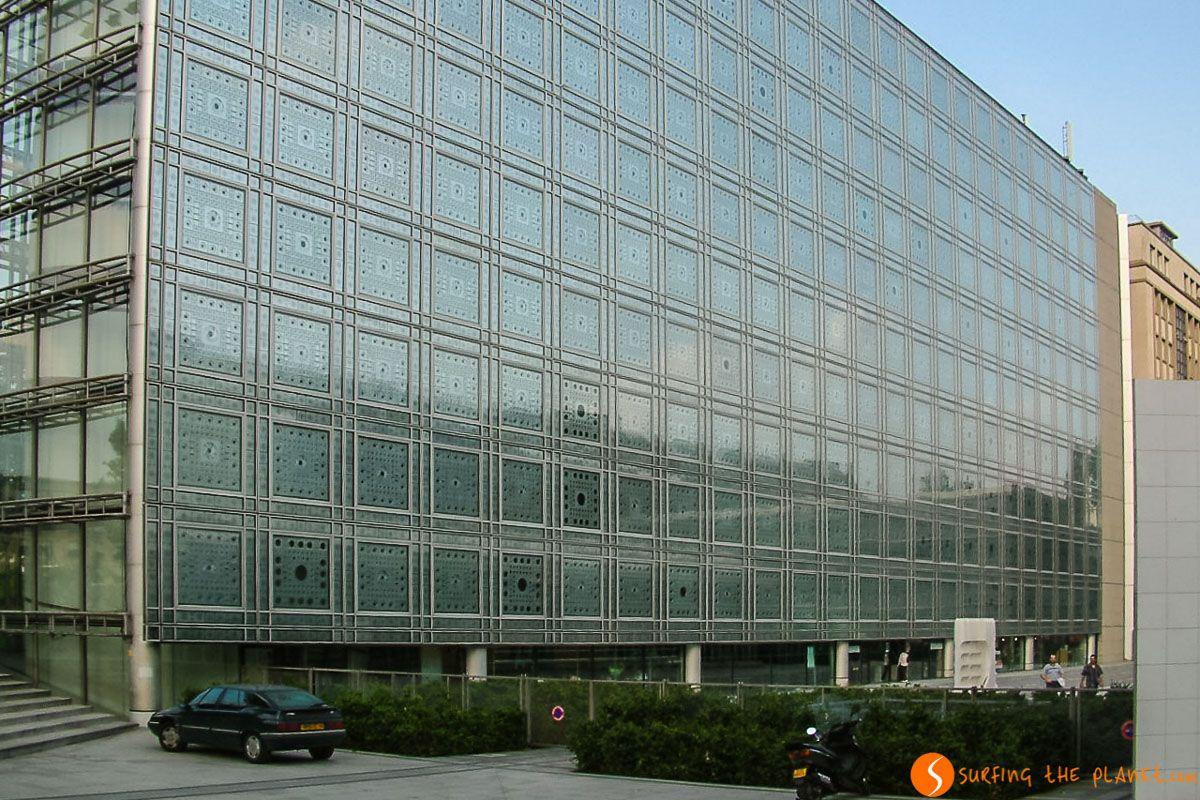 Instituto Árabe, París, Francia | Los 20 mejores museos de París