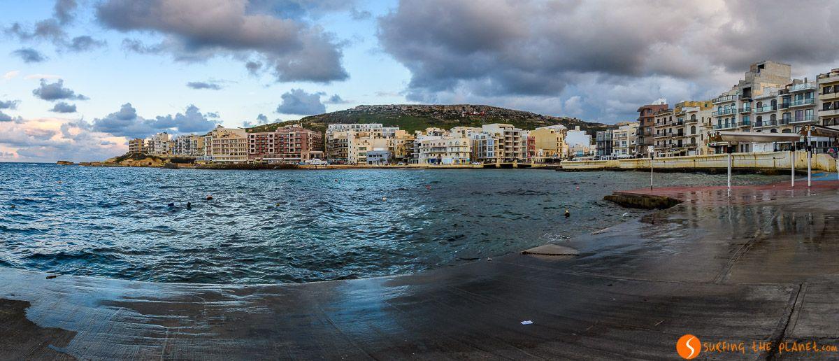 Marsalforn, Gozo, Malta | Qué visitar en Gozo en 2 días