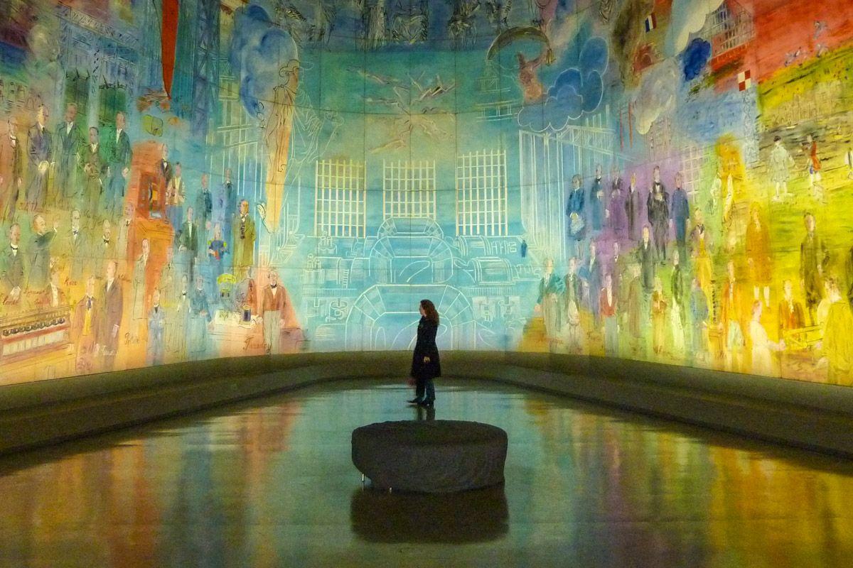 Museo del Arte Moderno, París, Francia