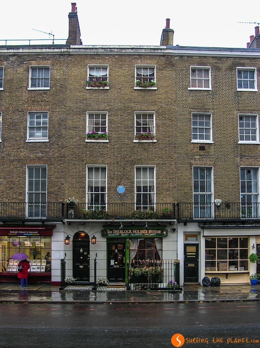 Museo Sherlock Holmes, Londres, Inglaterra