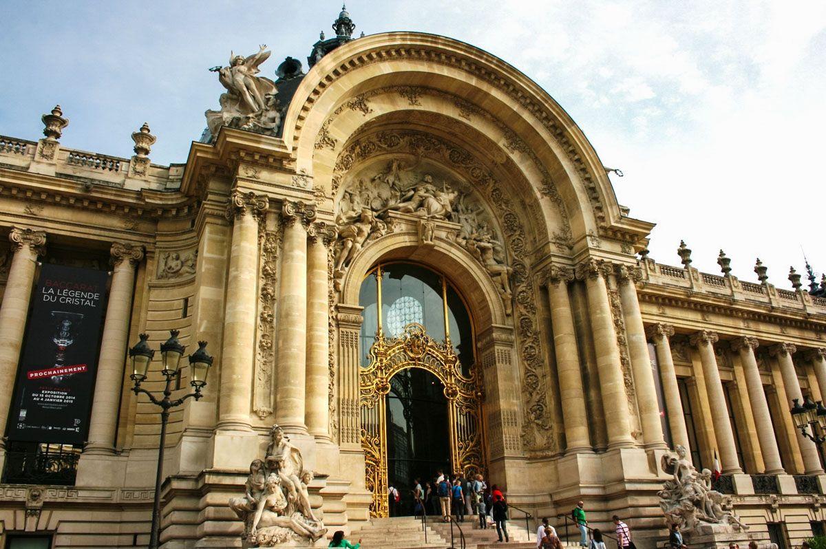 Petit Palais, París, Francia | 20 museos de París